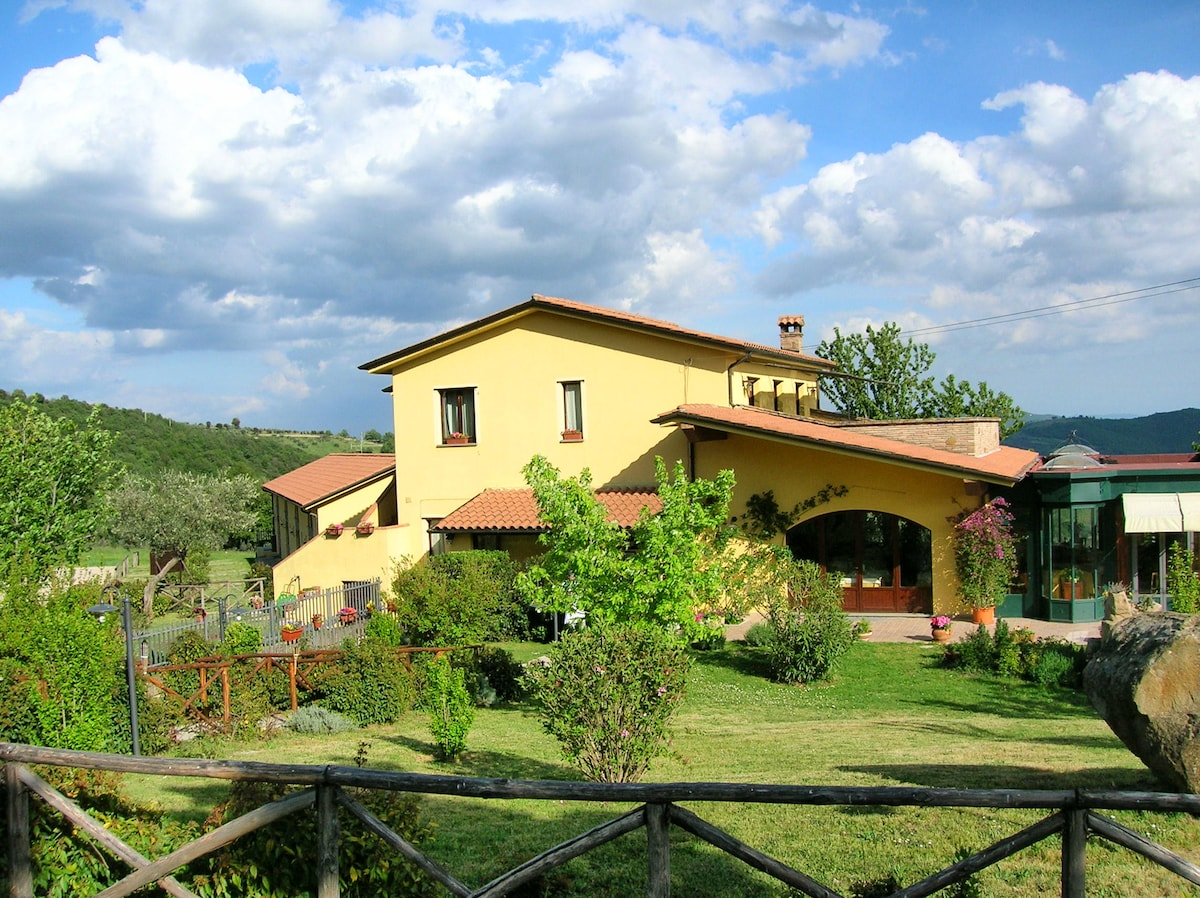 Nice apartments on Trasimeno lake