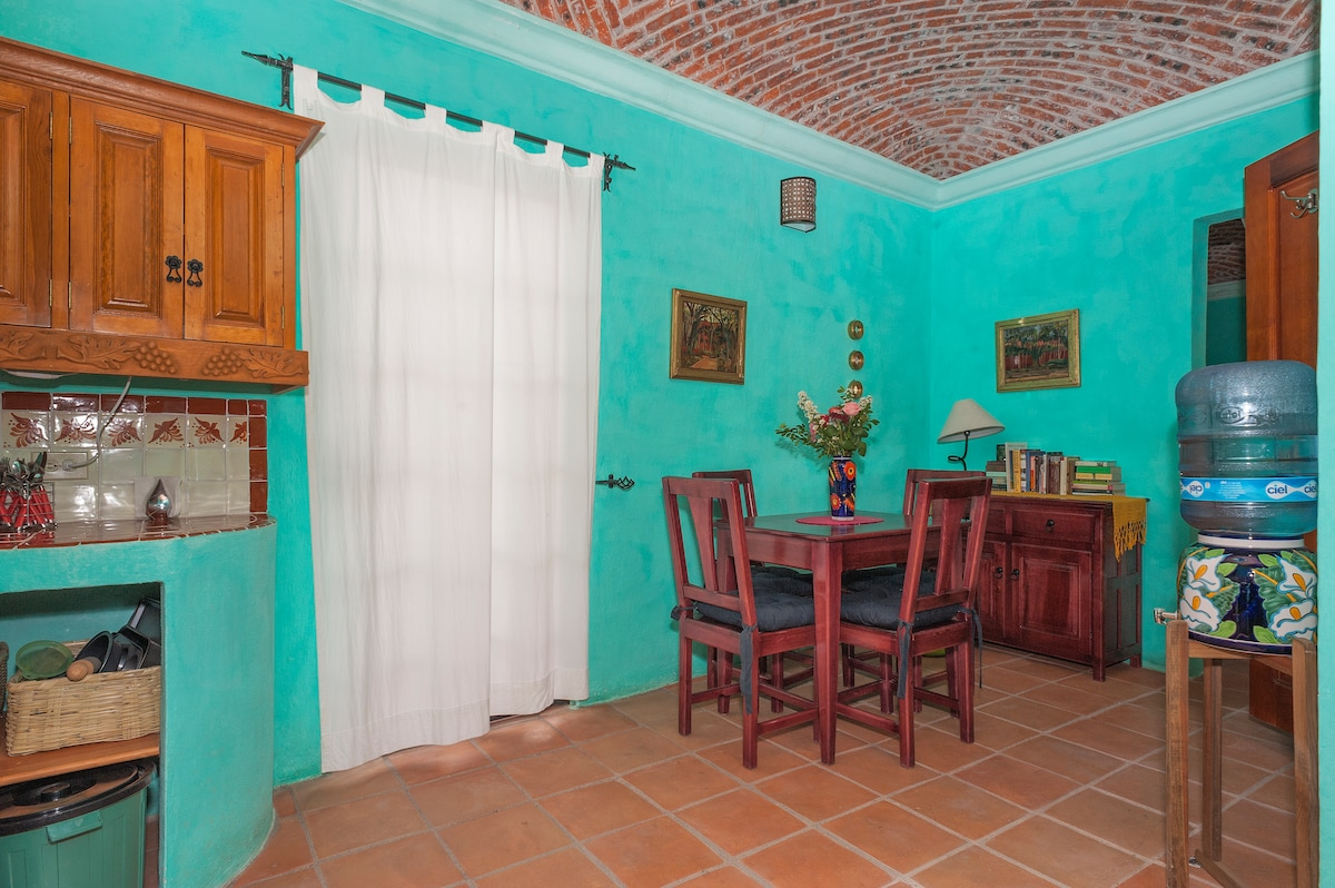 Casa Las Palomas, The Apartment