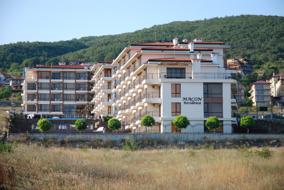Apartments with one bedroom St.Vlas