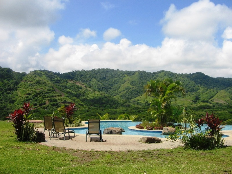 Mountain view condo in Playa Ocotal