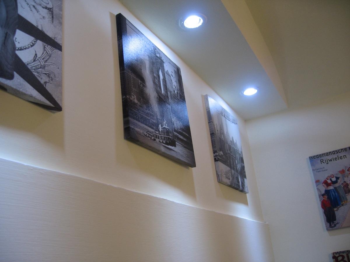 Little cosy studio - Museo 201