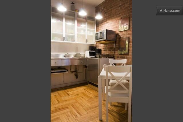 The Kitchen...