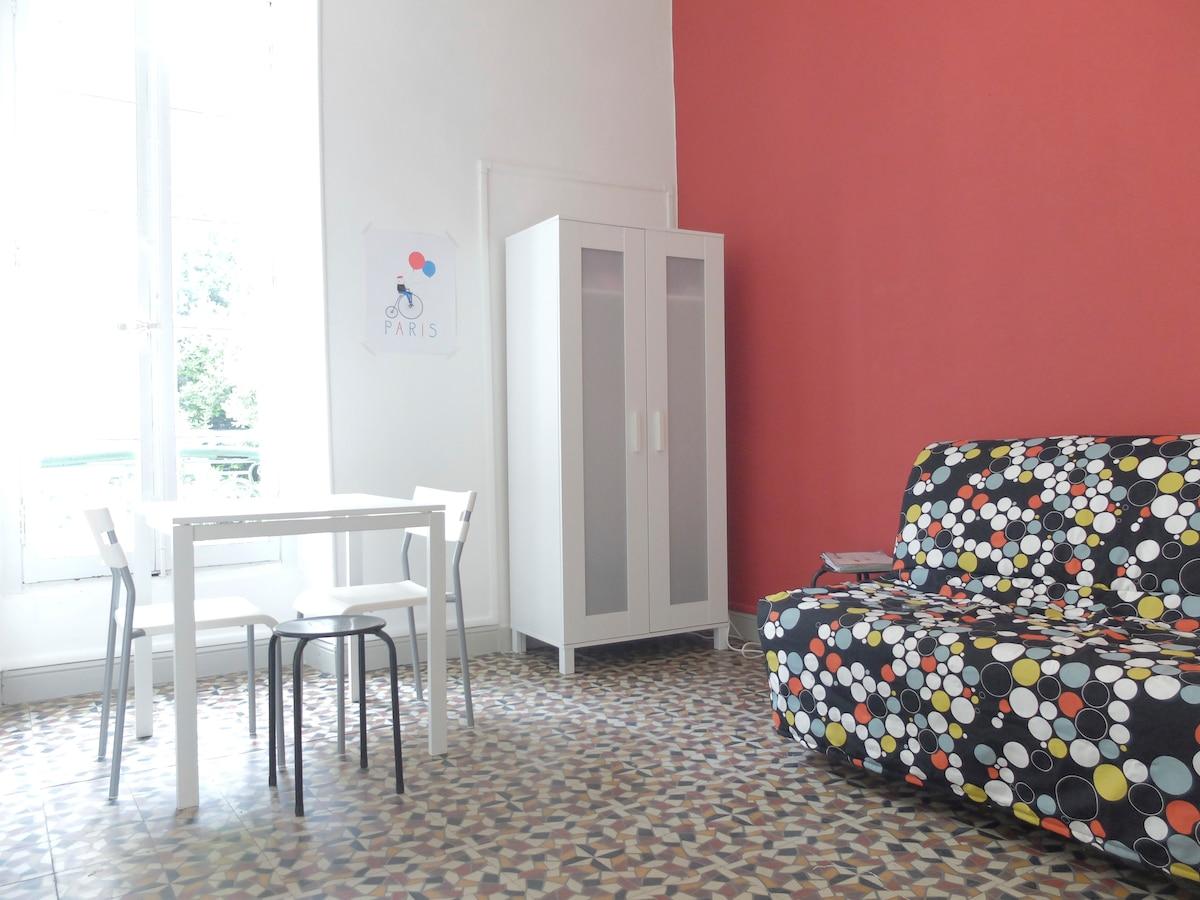 Studio in the heart of Nîmes
