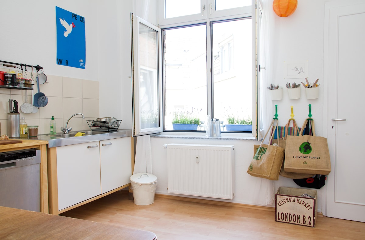 Cosy apartment in great location!