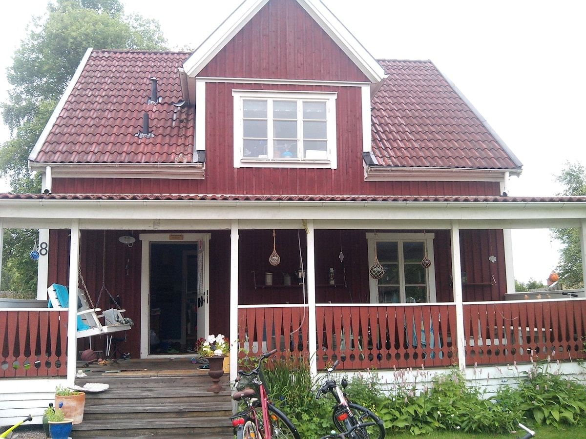 Old charming house outside of Växjö