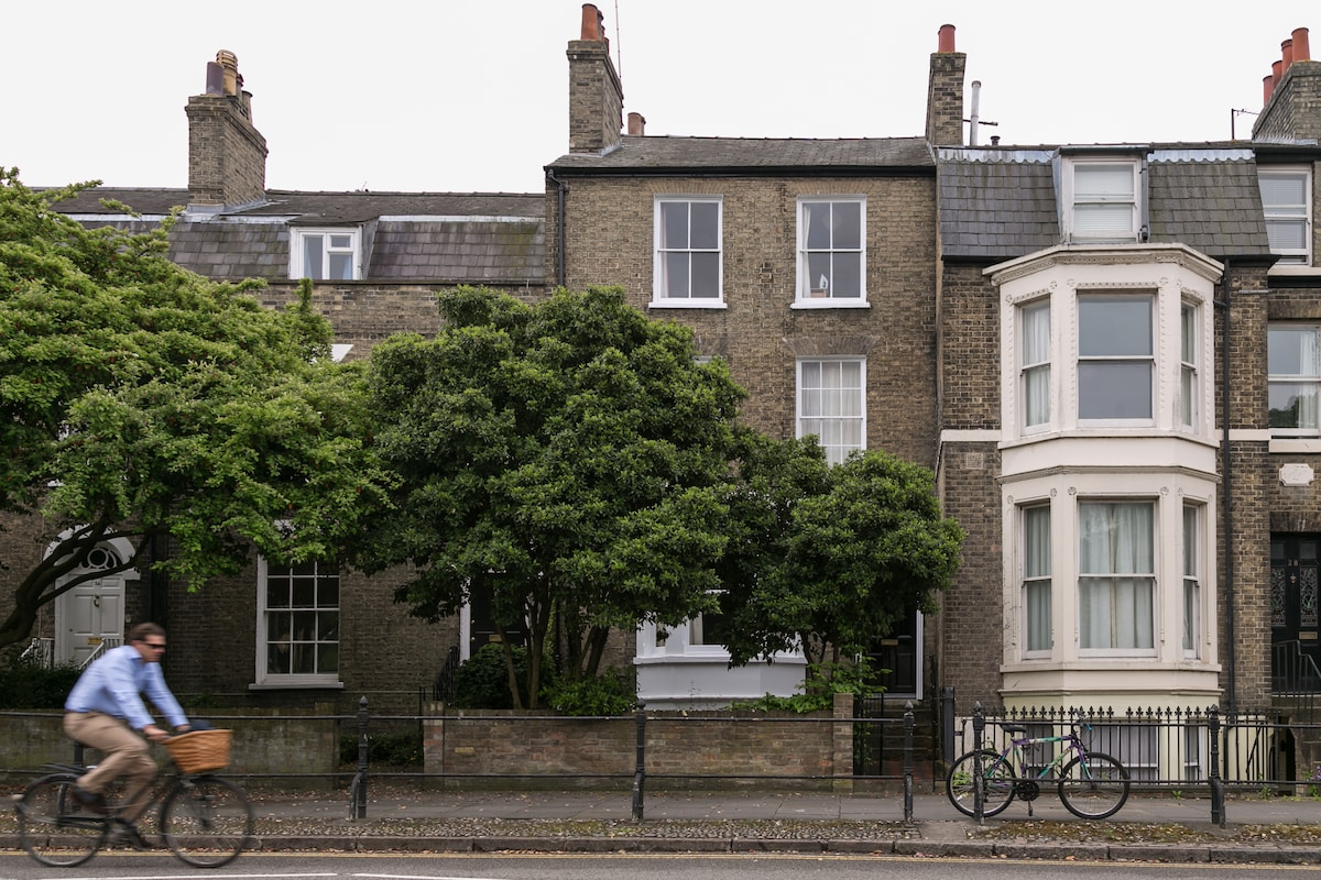 charming flat in the heart of city