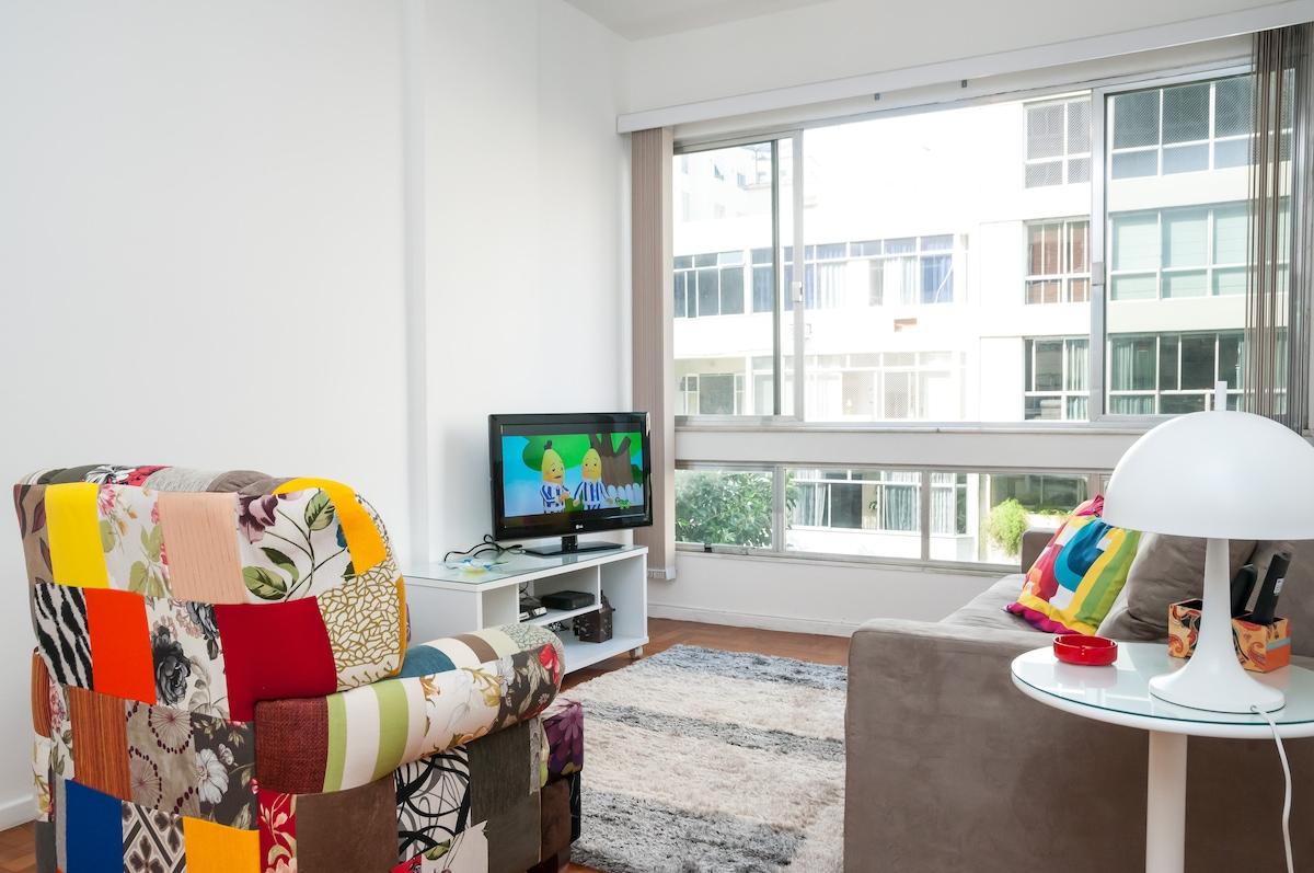 Fantastic apartment Copacabana