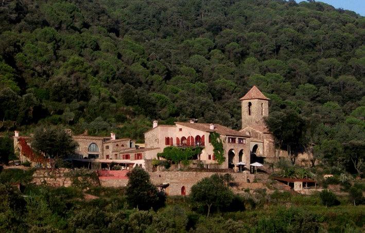 Old Rectory of La Miana