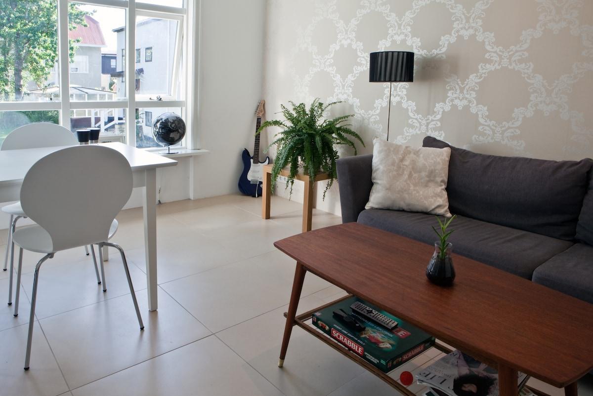 Modern apartment - amazing kitchen!