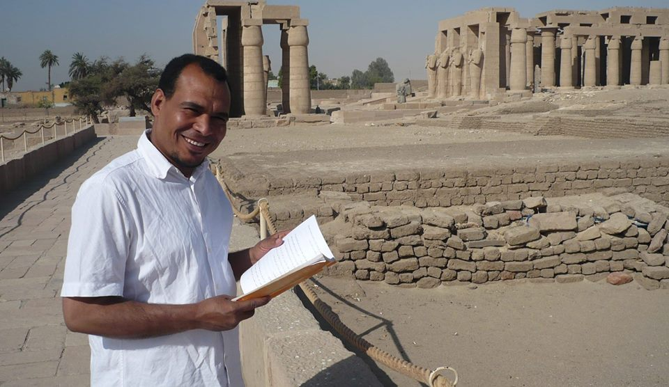 Ahmed from Luxor