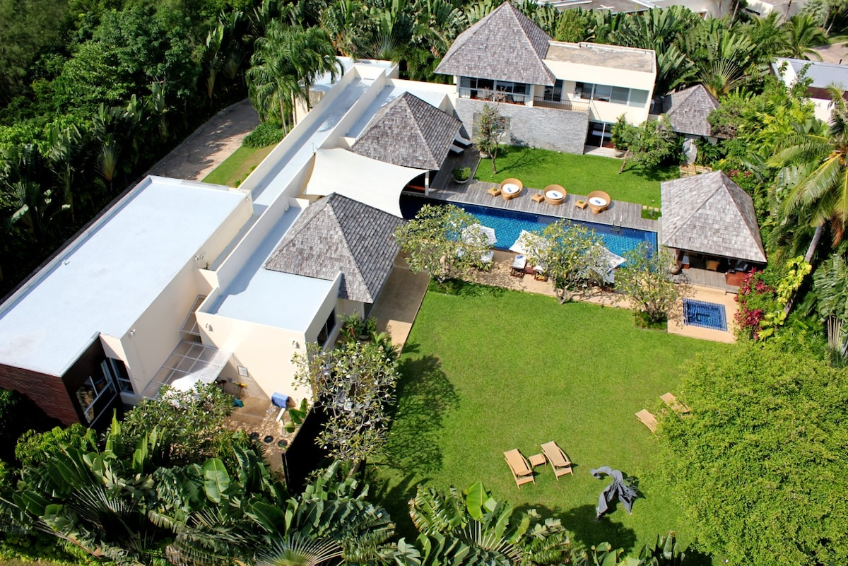 Villa Samakee - Luxury Pool Villa