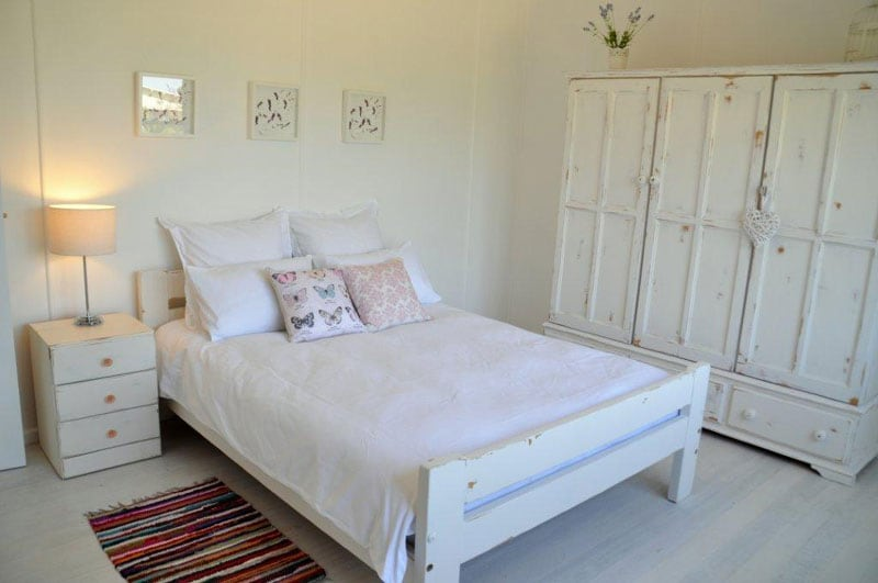 Bedroom 1 - nice light and airy bedroom with large wardrobe