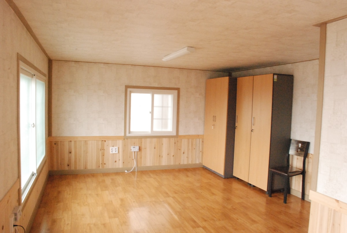 펜션, 방갈로, 별장 개념의 객실