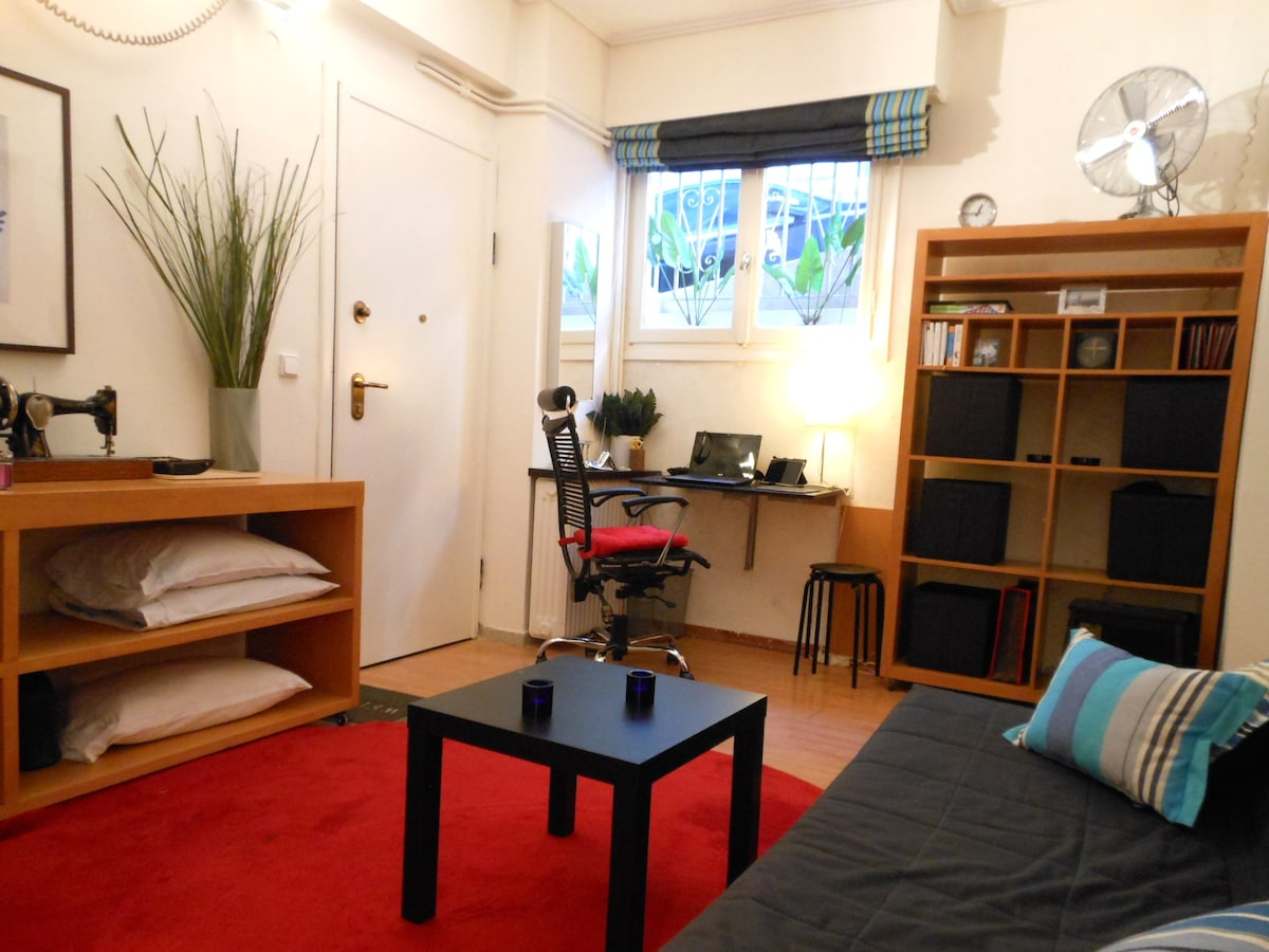 Newly renovated with new furniture