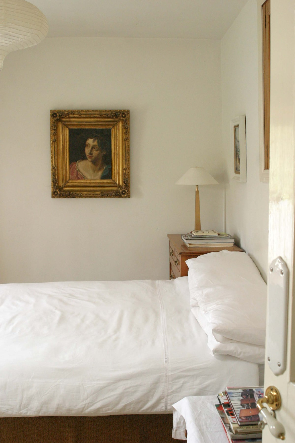 The double bedroom available