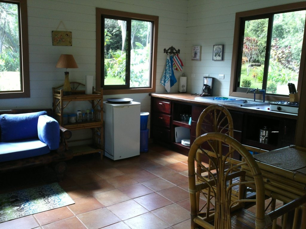 The house is lovingly decorated and features everything you need for a pleasant vacation.