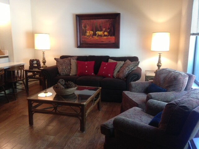 Tahoe City CA condo -- great price!