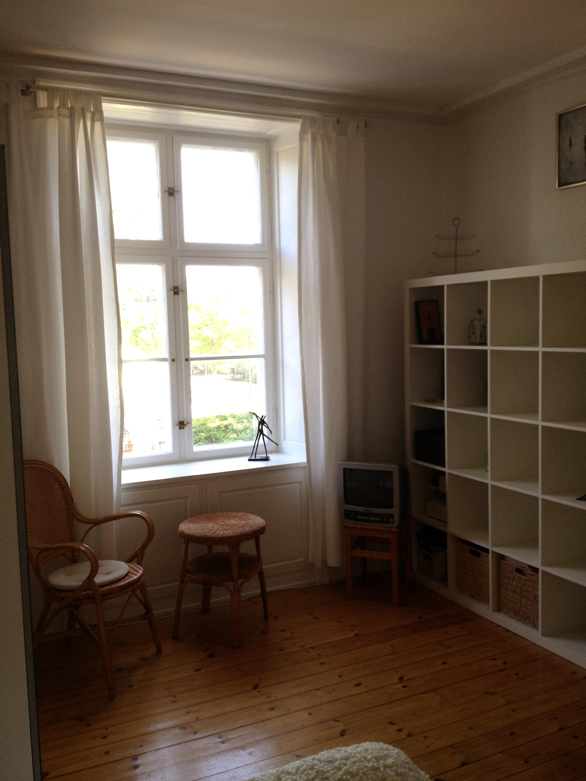 Great location in lively Vesterbro