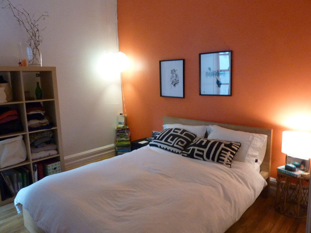 COZY PRIVATE ROOM, CROWN HEIGHTS