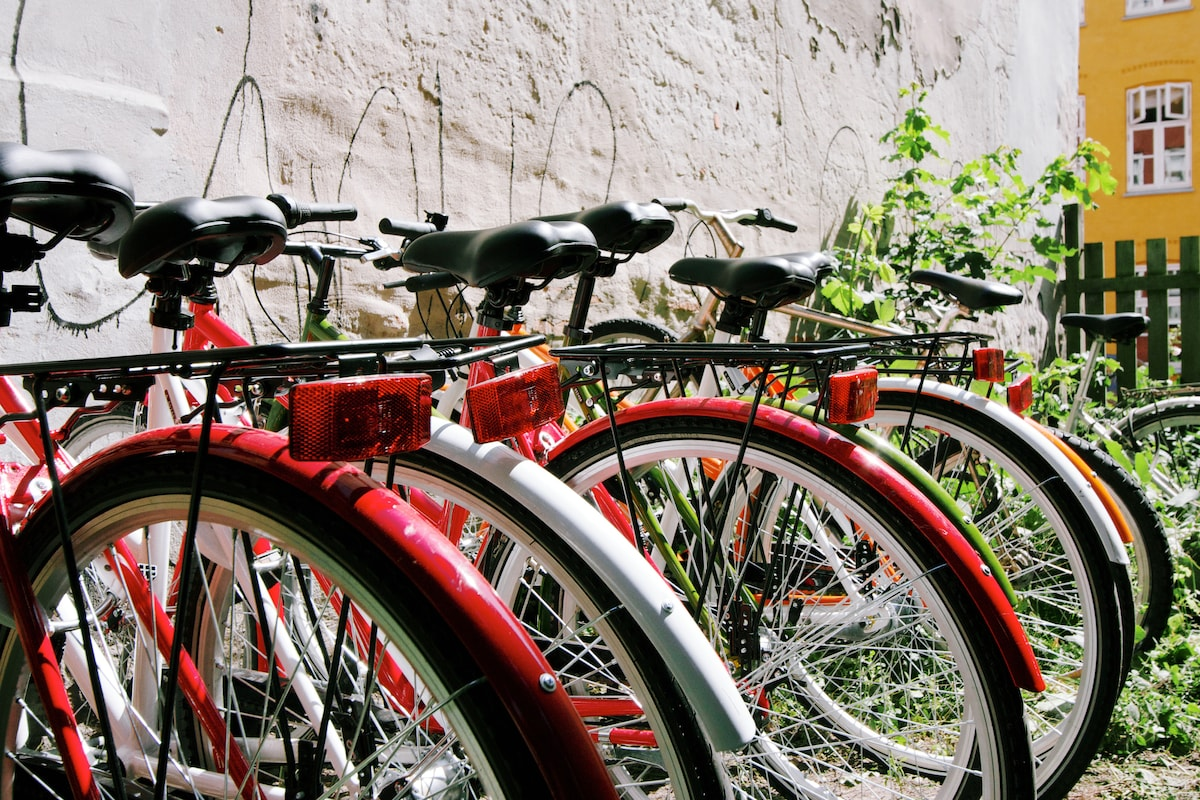FREE BICYCLES AVAILABLE