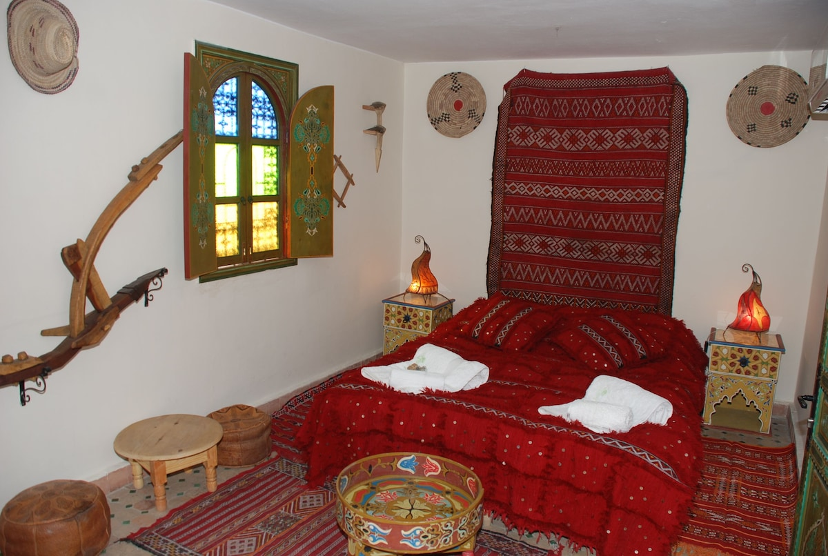 Riad Lahboul, tradition and comfort
