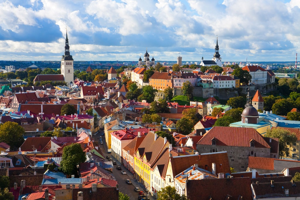 *****The Heart of Tallinn City*****