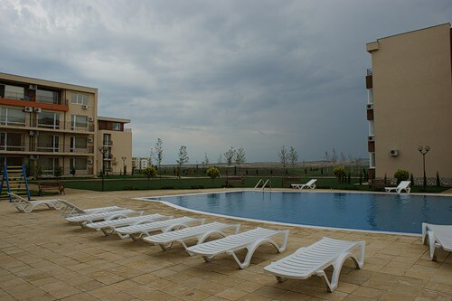 Rent an apartment in Sunny beach
