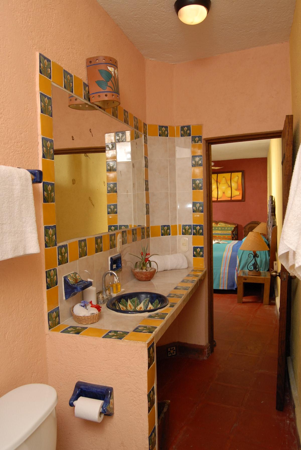 Master Suite, bathroom