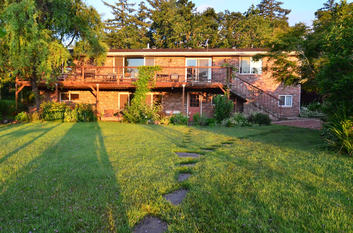 The Laurel Hill Garden House
