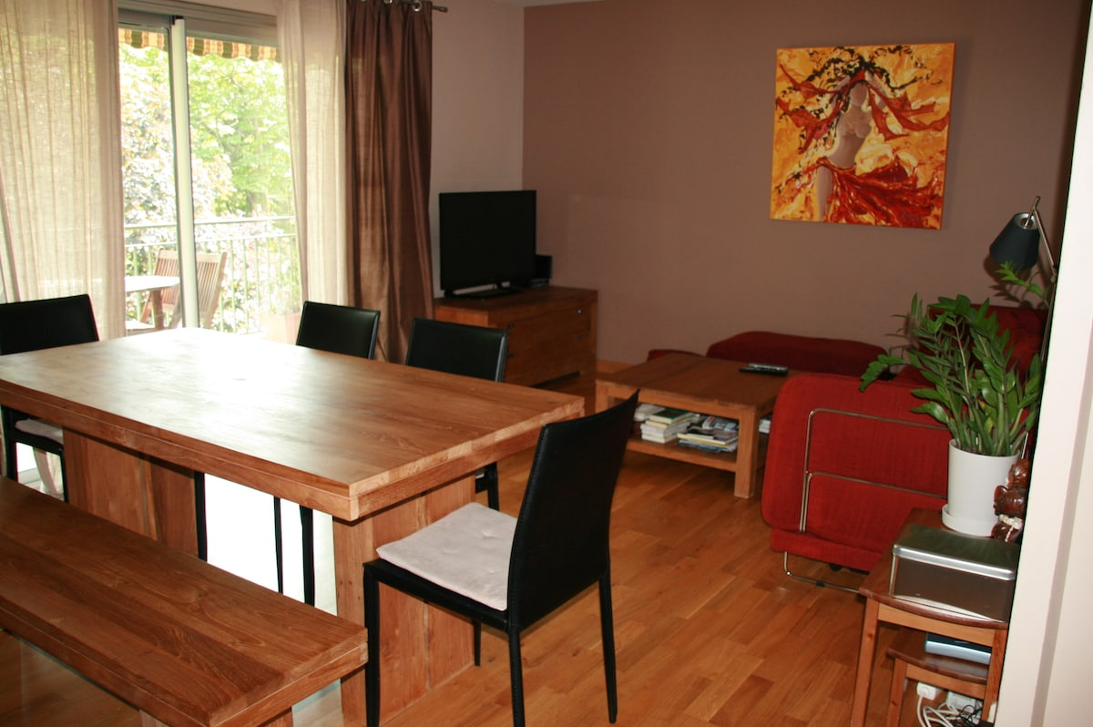 Beautiful Apartment T3 - Cap Brun T