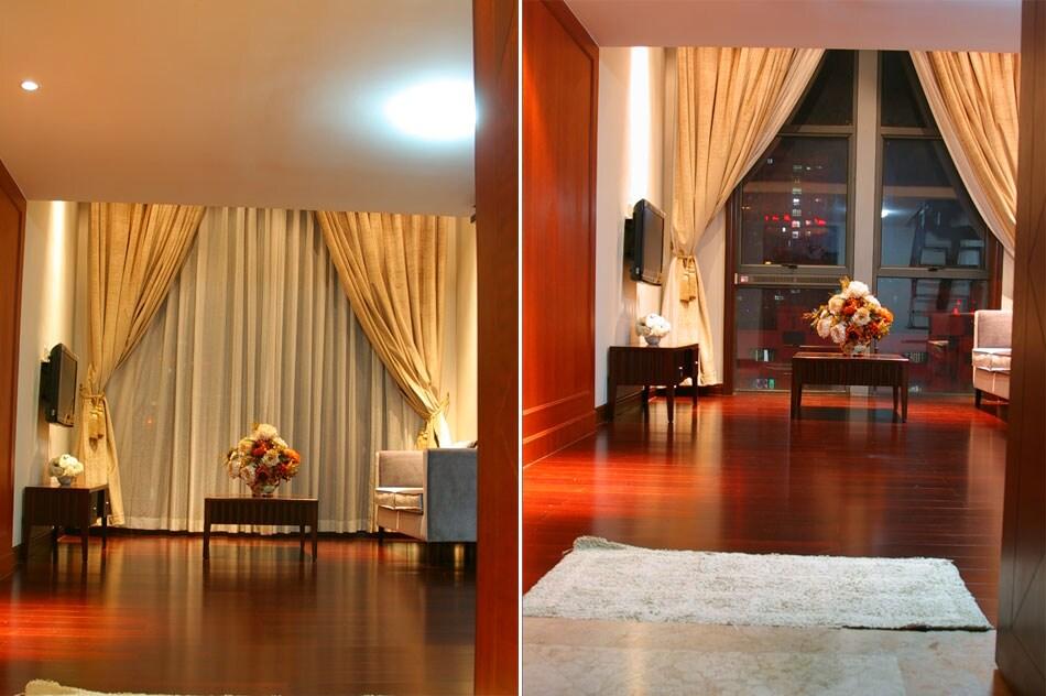 高大宽阔的客厅  Living Room