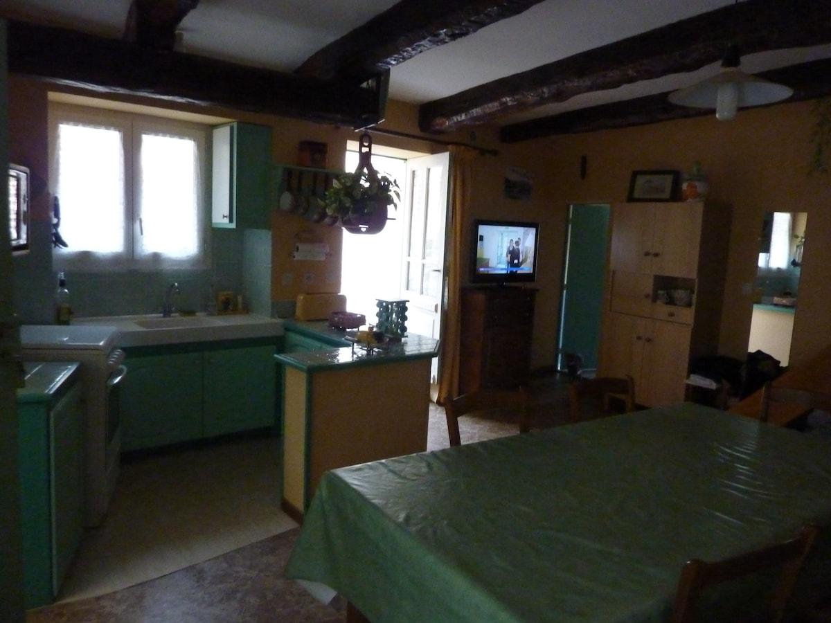 Belle maison du côté d'Olargues