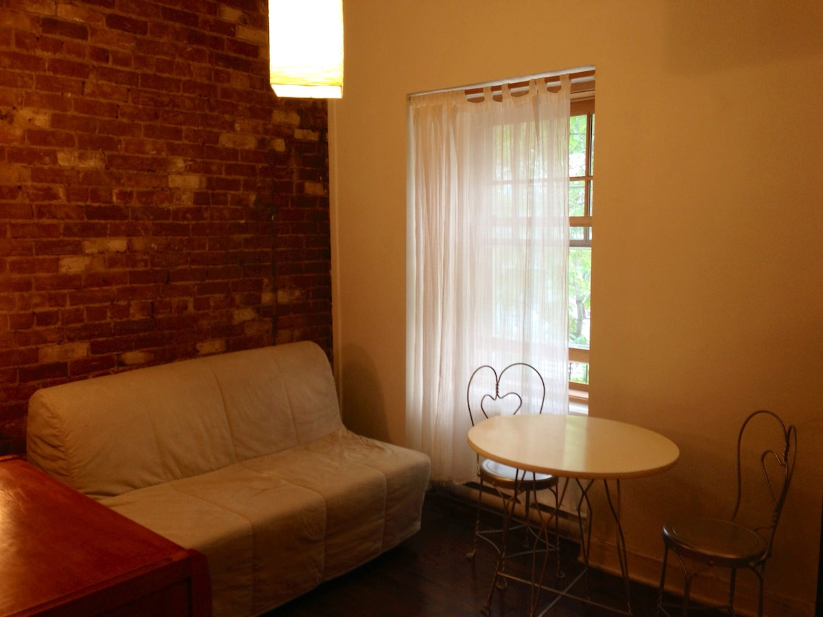 Bright and Chic Downtown Studio Apt