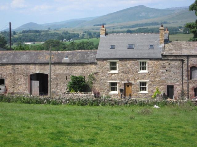 Musgrave House Farm - east Cumbria