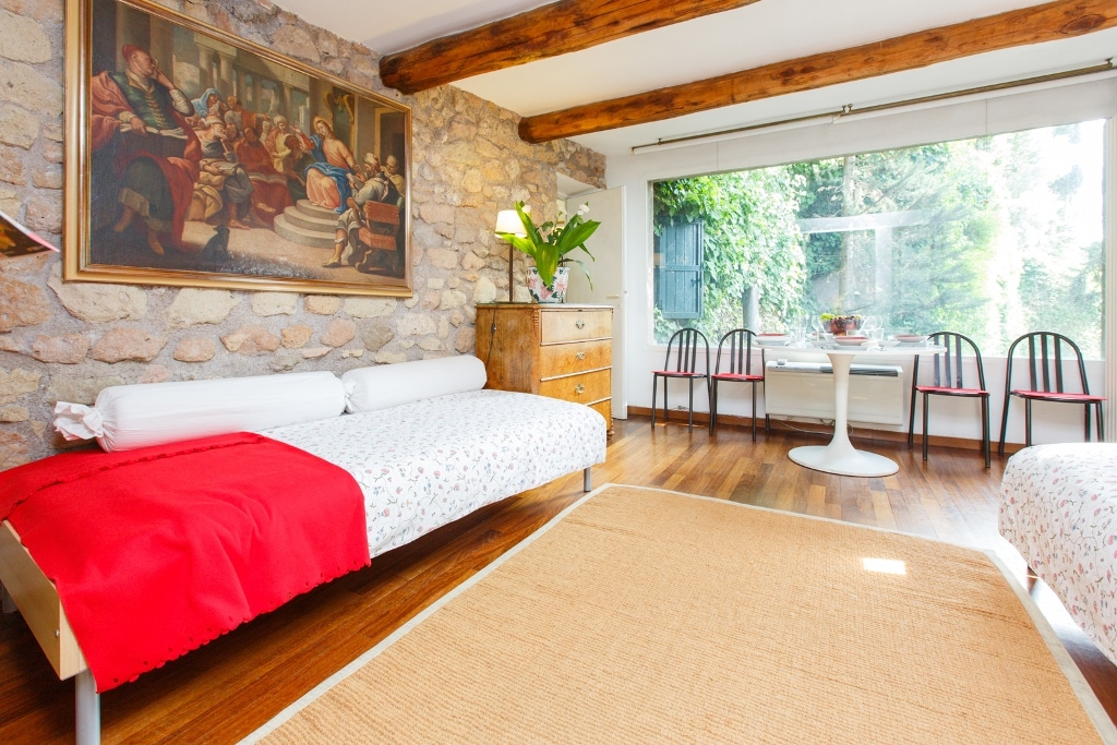 Villa Fortuny-Dickens (for 4people)