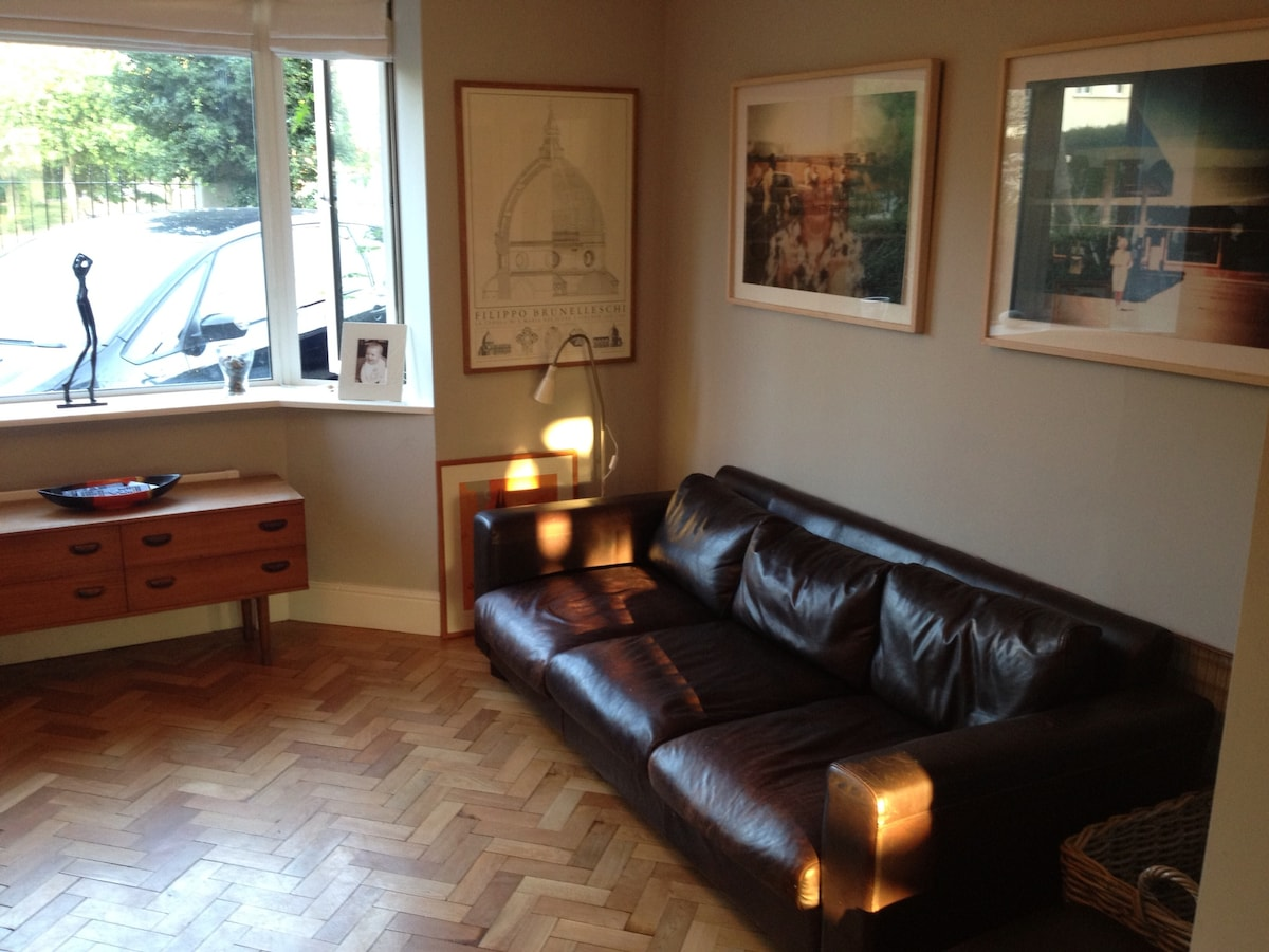 Lounge, great for reading a book or watching TV