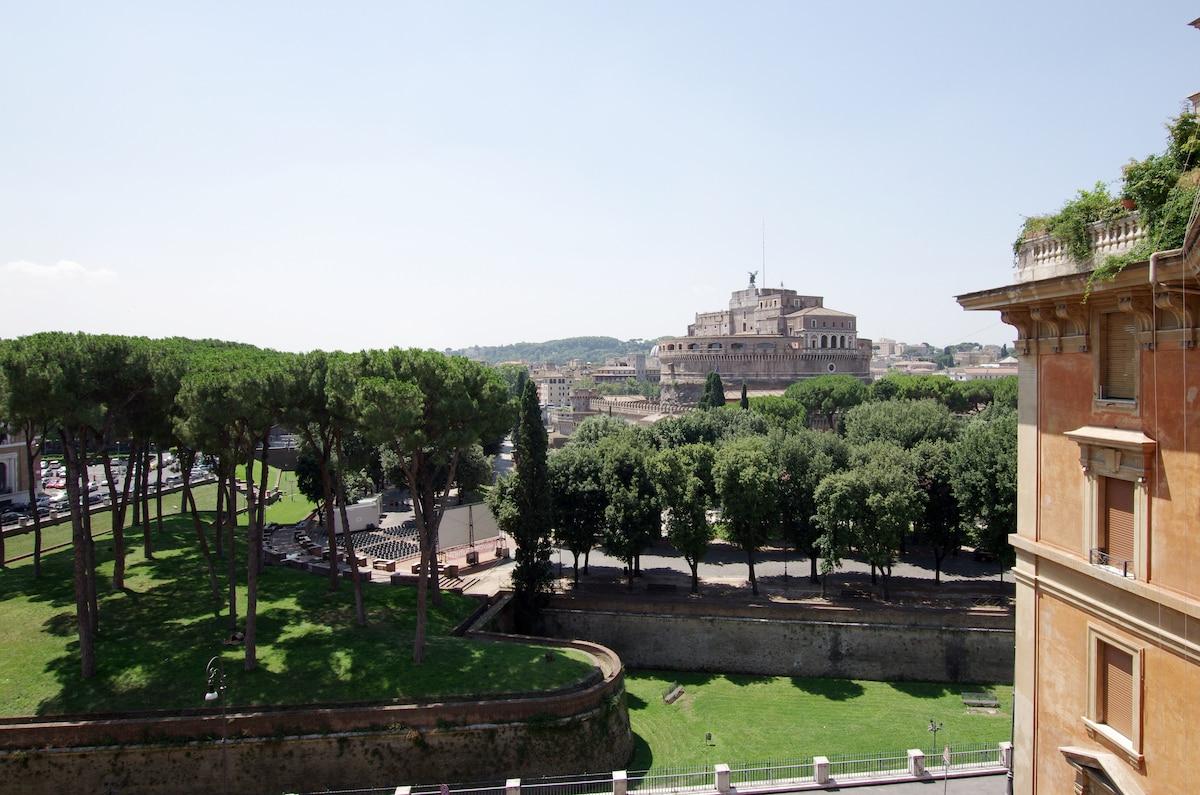 Le Stanze del Vaticano (Entire B&B)