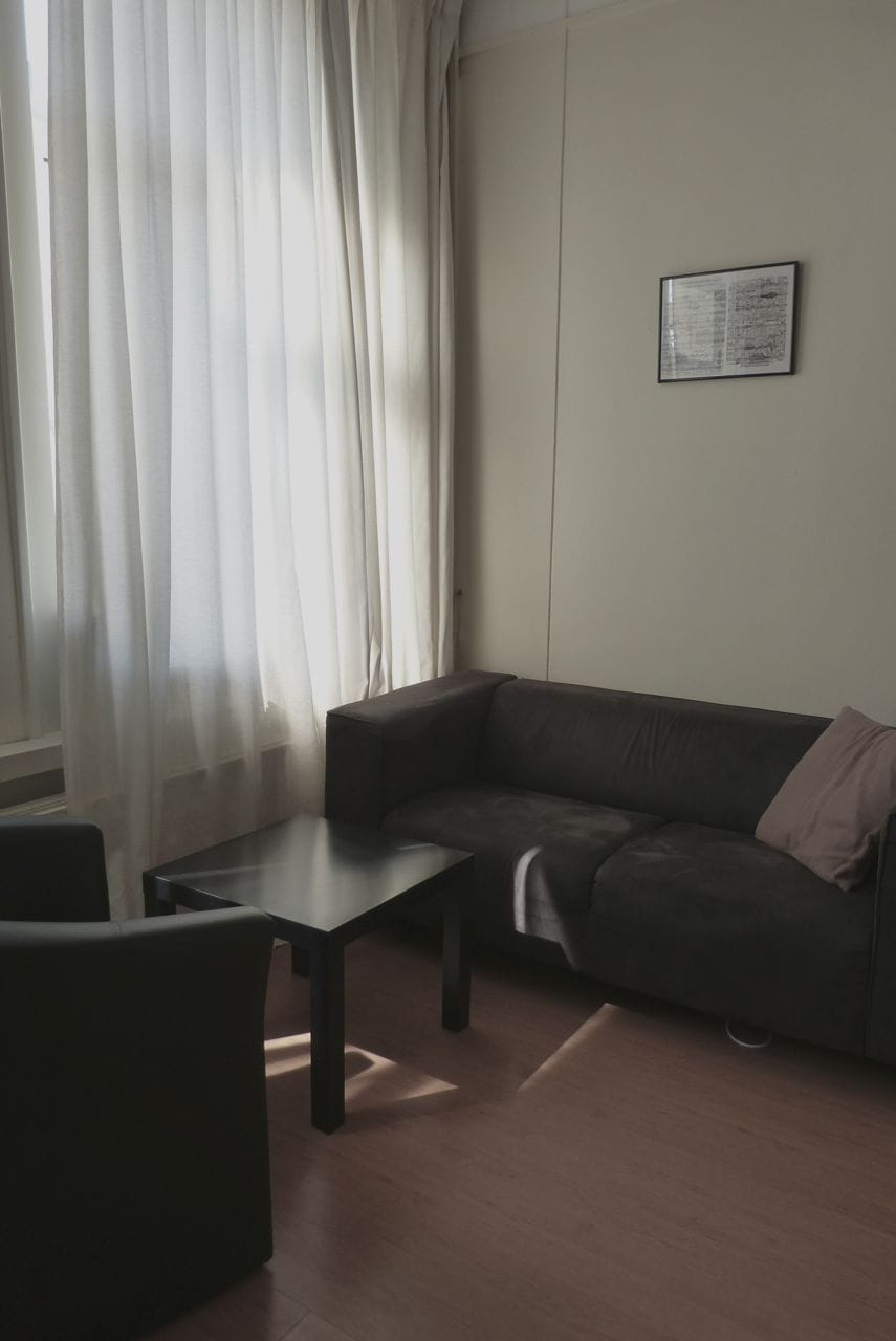 Couch area