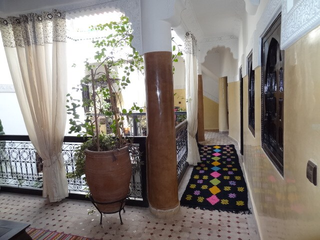 Riad Eloise intérieur
