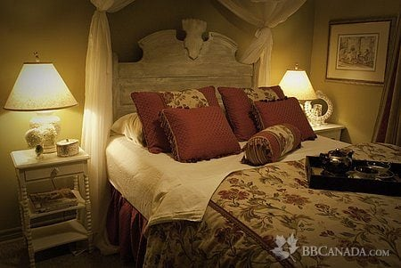 Charming private room with queen bed