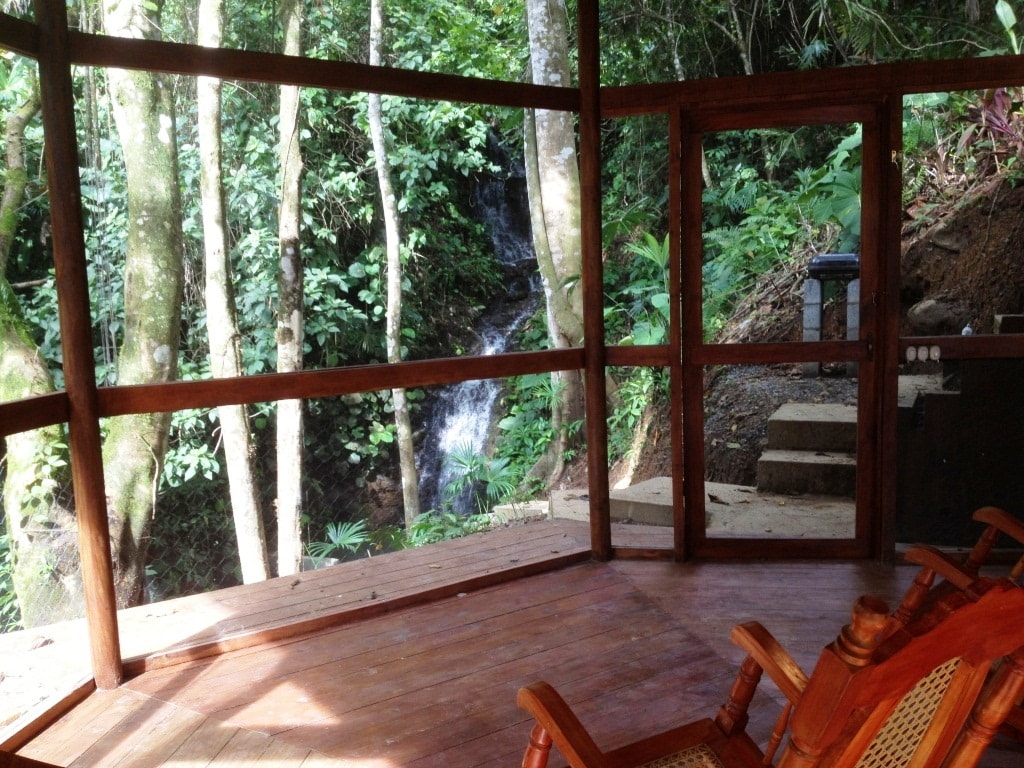 Waterfall Villa Jungle Retreat