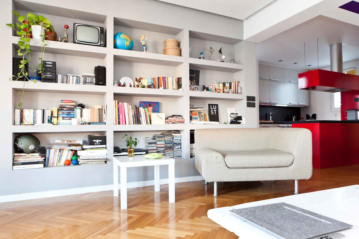Central Athens Private Design Room
