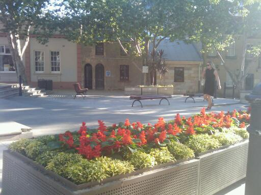 The heart of Pyrmont - Union Sq. & Harris St. Pyrmont is only 2minutes walk (1 block) away. And the Sydney CBD is just a 10 minute stroll from our front door.