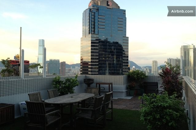 3Bd Penthouse, Roof & Harbor View