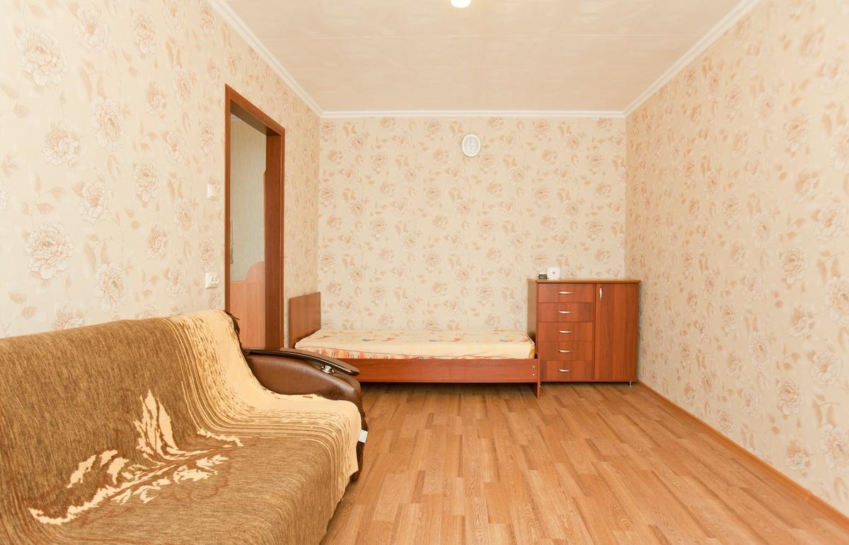 Уютная квартира с кондиционером