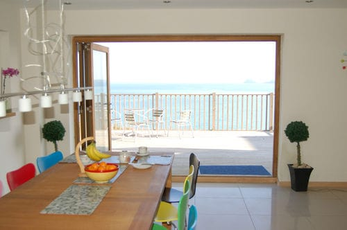 New luxury boutique beach view b&b