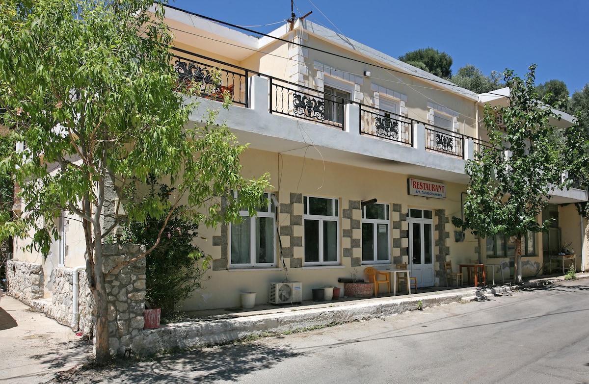 *Traditional House, Azogires Crete*