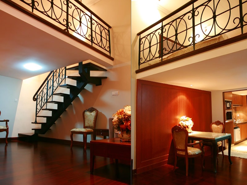 Duplex Apartment Hotel 4 CantonFair