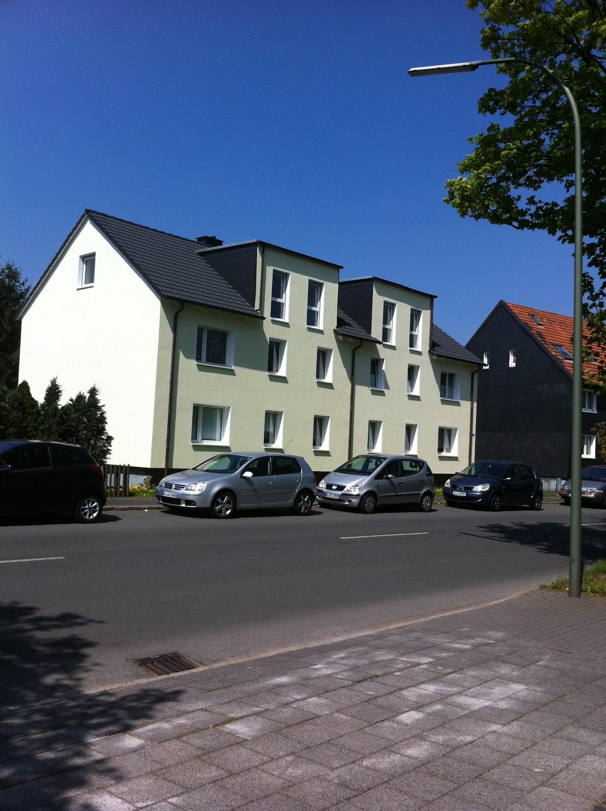 Privatzimmer in Bochum.