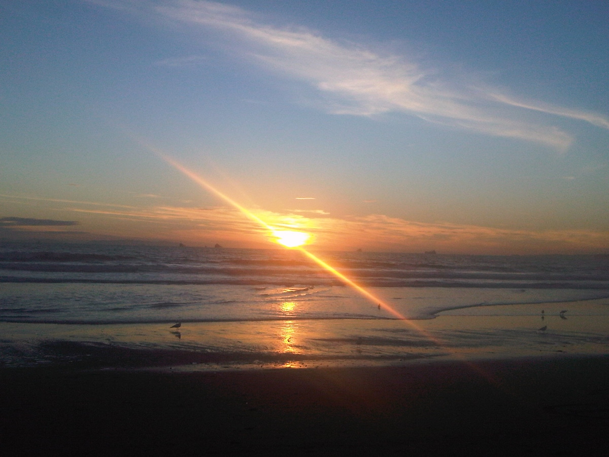 mysto sunset...